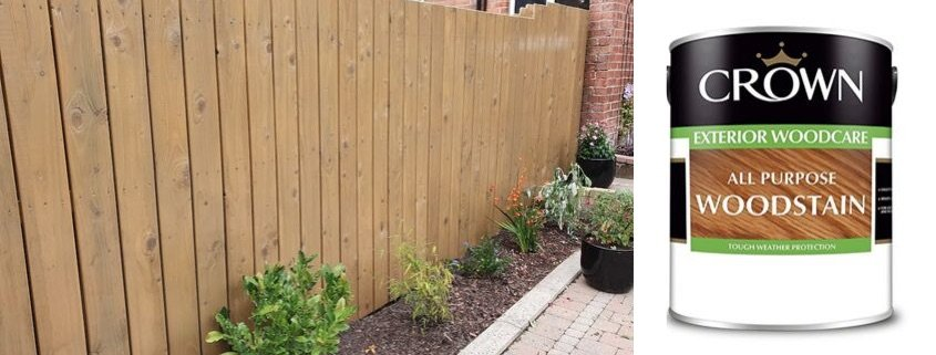 how to preserve a new wood fence