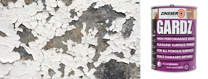 How To Paint Over Flaking Peeling Paint