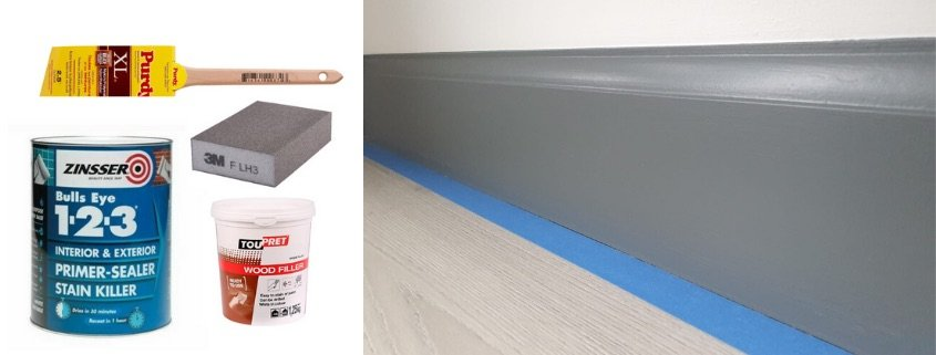 How Paint Skirting Boards Like A Pro